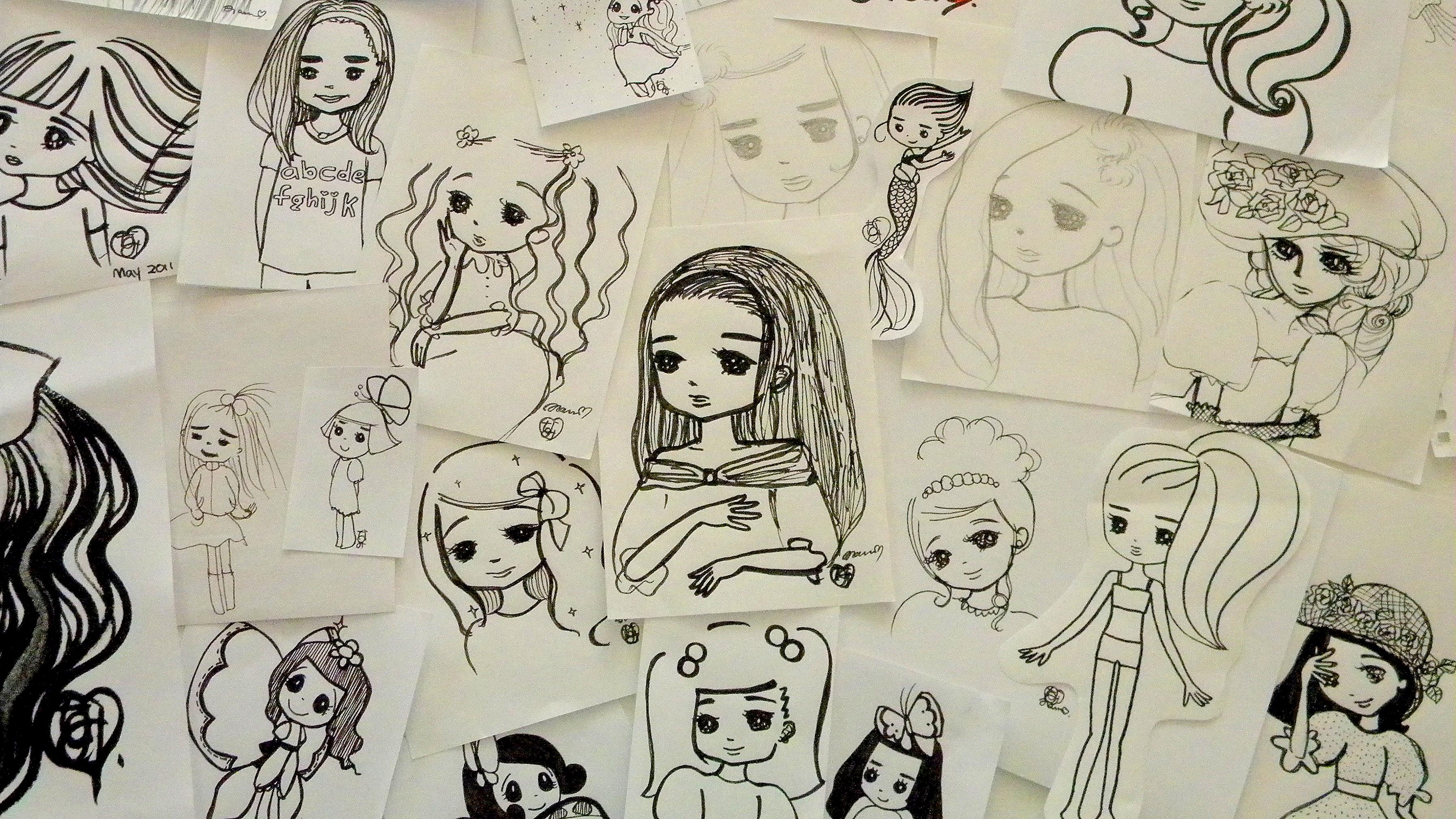 Manga and Anime page